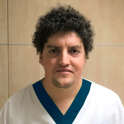 Dott. Giulio Cherubini - Fisioterapista