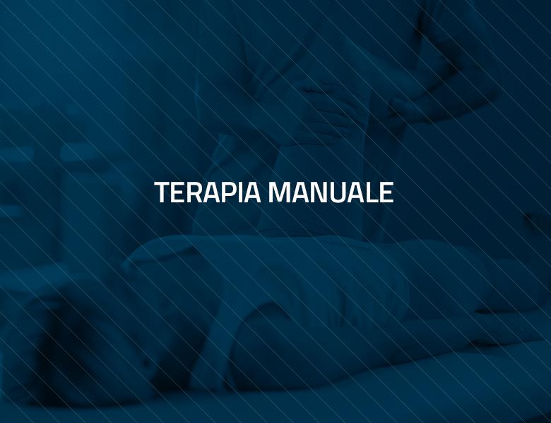 Terapia manuale - Studio Longo fisioterapia